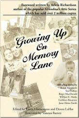 Growing Up On Memory Lane